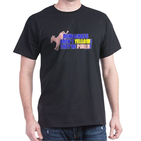 Democrats Are Pinko Dark T-Shirt