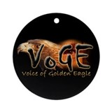 VoGE Ornament (Round)