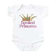Spoiled Princess Infant Bodysuit