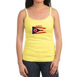 Ohio State Flag Jr. Spaghetti Tank