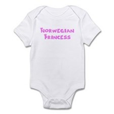 Norwegian Infant Bodysuit