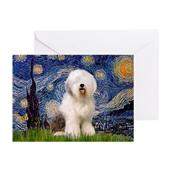 Starry / OES Greeting Cards (Pk of 10)