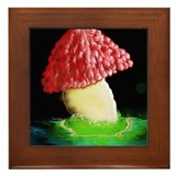 Giant Mushroom Framed Tile
