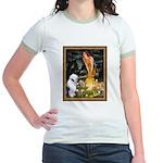 Midsummer / OES Jr. Ringer T-Shirt