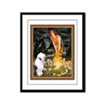 Midsummer / OES Framed Panel Print