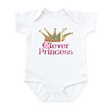 Clever Princess Infant Bodysuit