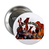 "Hot Rods and Choppers 2.25"" Button"