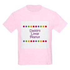 Daddy's Little Peanut T-Shirt