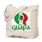 Funny Mexico Tote Bag