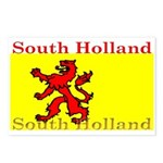 South Holland Flag Postcards (Package of 8)