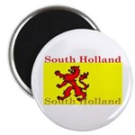 South Holland Flag Magnet