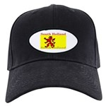 South Holland Flag Black Cap