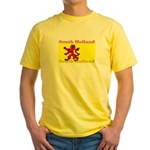 South Holland Flag Yellow T-Shirt