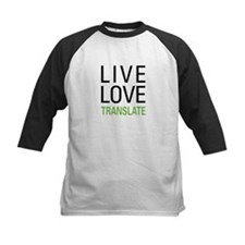 Live Love Translate Tee