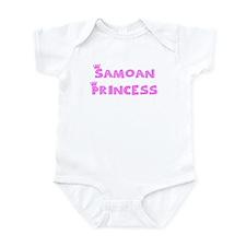 Samoan Infant Bodysuit
