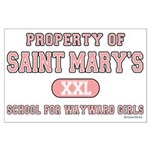School for Wayward Girls Large Poster