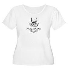 Norwegian Pirate T-Shirt