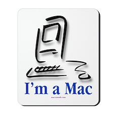 I'm a Mac Mousepad