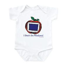Apple Computer Infant Bodysuit