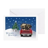 Puprolet Christmas Cards (Pack of 10)