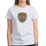 Umatilla Tribal Police Women's T-Shirt