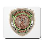 Umatilla Tribal Police Mousepad