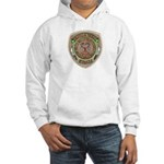 Umatilla Tribal Police Hooded Sweatshirt