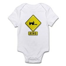 Tractor XING Infant Bodysuit