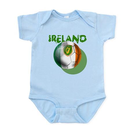 Ireland Eire Football Infant Bodysuit