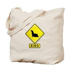 Sea Lion XING Tote Bag