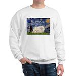 Starry / Pekingese(w) Sweatshirt