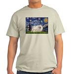 Starry / Pekingese(w) Light T-Shirt