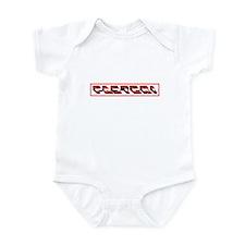 Faster! Infant Bodysuit