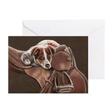 Jack (Parson) Russell Terrier Greeting Cards (Pack