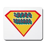 Superteacher Mousepad