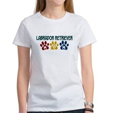 Labrador Retriever Mom 1 Tee