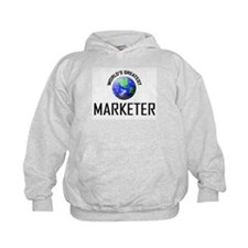 World's Greatest MARKETER Hoodie