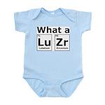 What A LuZr Infant Bodysuit