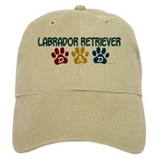 Labrador Retriever Dad 1 Baseball Cap