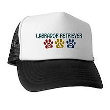 Labrador Retriever Dad 1 Trucker Hat