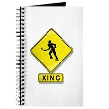 Hockey Player XING Journal