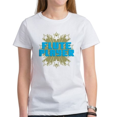 Star Flute Player Women's T-Shirt