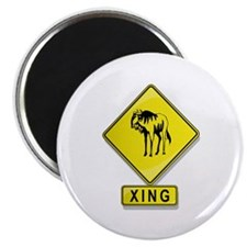 "Gnu XING 2.25"" Magnet (100 pack)"