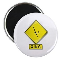 Glider XING Magnet