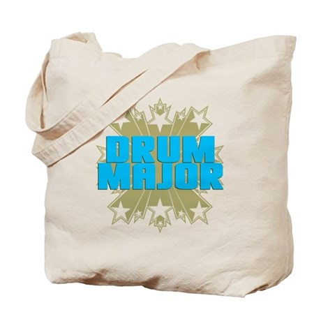 Star Drum Major Tote Bag