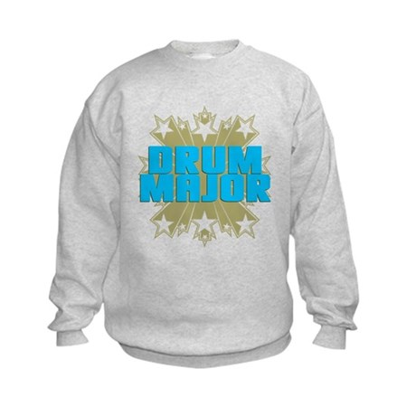 Star Drum Major Kids Sweatshirt