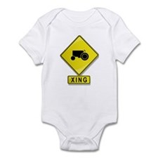 Farmer XING Infant Bodysuit