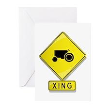 Farmer XING Greeting Cards (Pk of 20)
