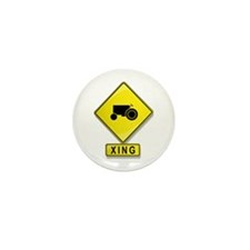Farmer XING Mini Button (100 pack)