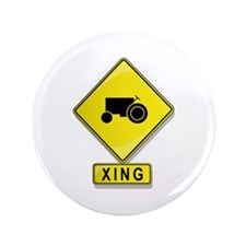 "Farmer XING 3.5"" Button"